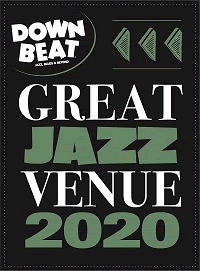 DOWNBEAT Great Jazz Venue 2020