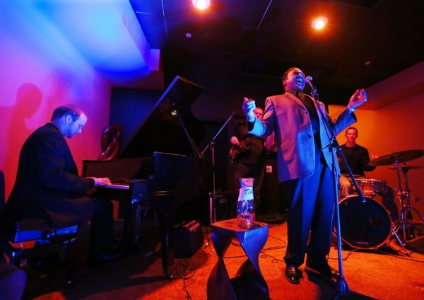 Alvin Stone and band Red Shift - Photo credit CURTIS COMPTON / AJC