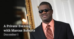 A Private Evening with Marcus Roberts