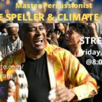 Master-Percussionist-Bradie-Speller-Climate-Change